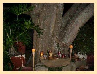 Ritualuri de bază pentru protecție, dragoste, Ritualuri