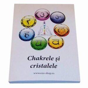 Chakrele și cristalele