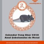 Calendar Feng Shui 2020 in limba romana