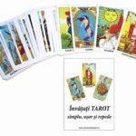 Tarot Rider Raite în limba romana - 78 cărți și carte