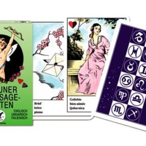 Tarotul țigănesc - cu broșură în limba română