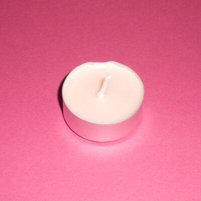 Lumânare pastilă – roz