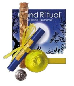 III. Ritual pentru a reuși la un examen - Kit complet