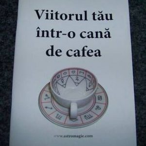 Divinație în cafea - broșură explicativă