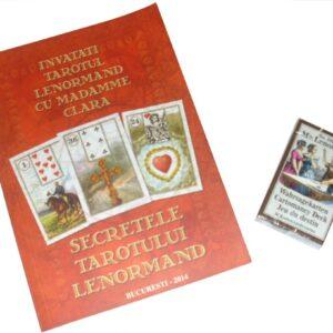 Tarotul Lenormand - kit cu carte în limba română