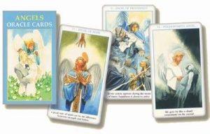 Angel Oracle Cards - Tarotul Îngerilor - 32 cărți