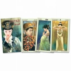 China Tarot - 78 cărți - lb. română