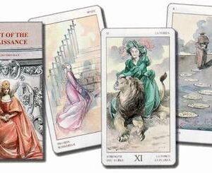 Tarot of the Renaissance - Tarotul Renașterii - 78 cărți