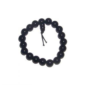 Pandantiv din obsidian pentru zodia Capricorn