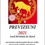 Previziuni 2021 pentru fiecare zodie - in limba romana